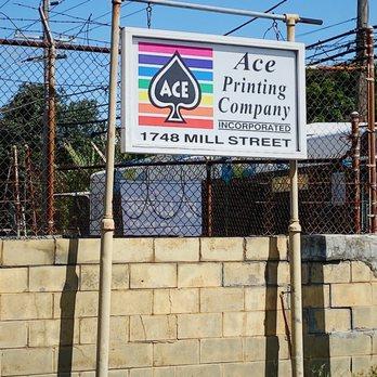 Ace Printing Company, Inc.