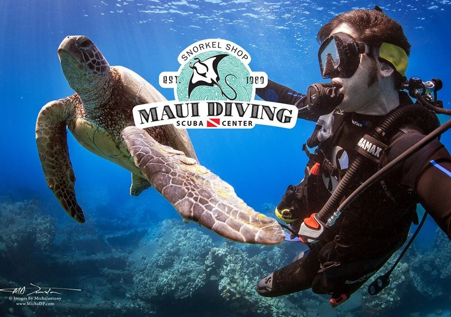 Maui Diving – Scuba & Snorkel Center
