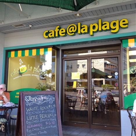 Cafe@La Plage