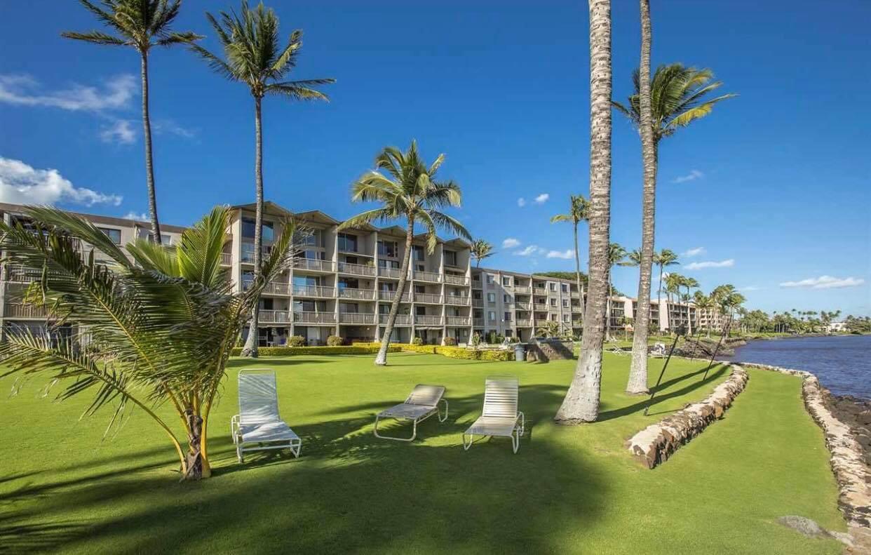 Maui Oceanfront Condominium