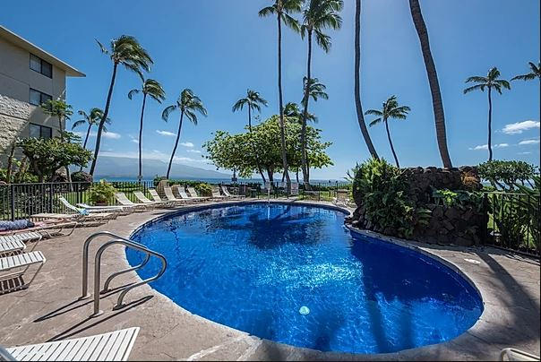 Mary's Maui Condominium