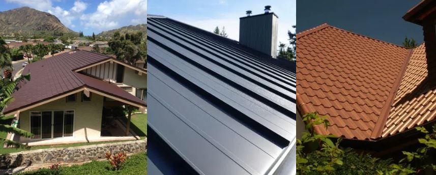 Hawaii Metal Roofing Supply