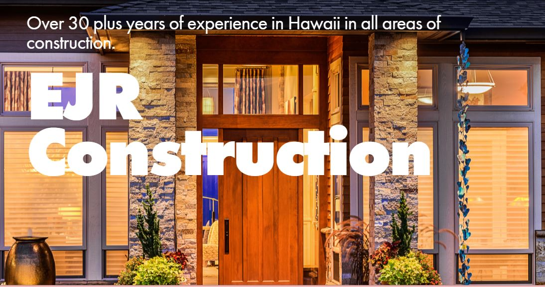 EJR Construction, Inc.