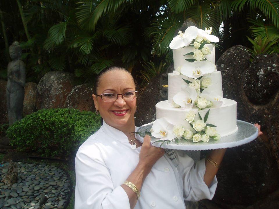 Ghiselani Designer Wedding Cakes
