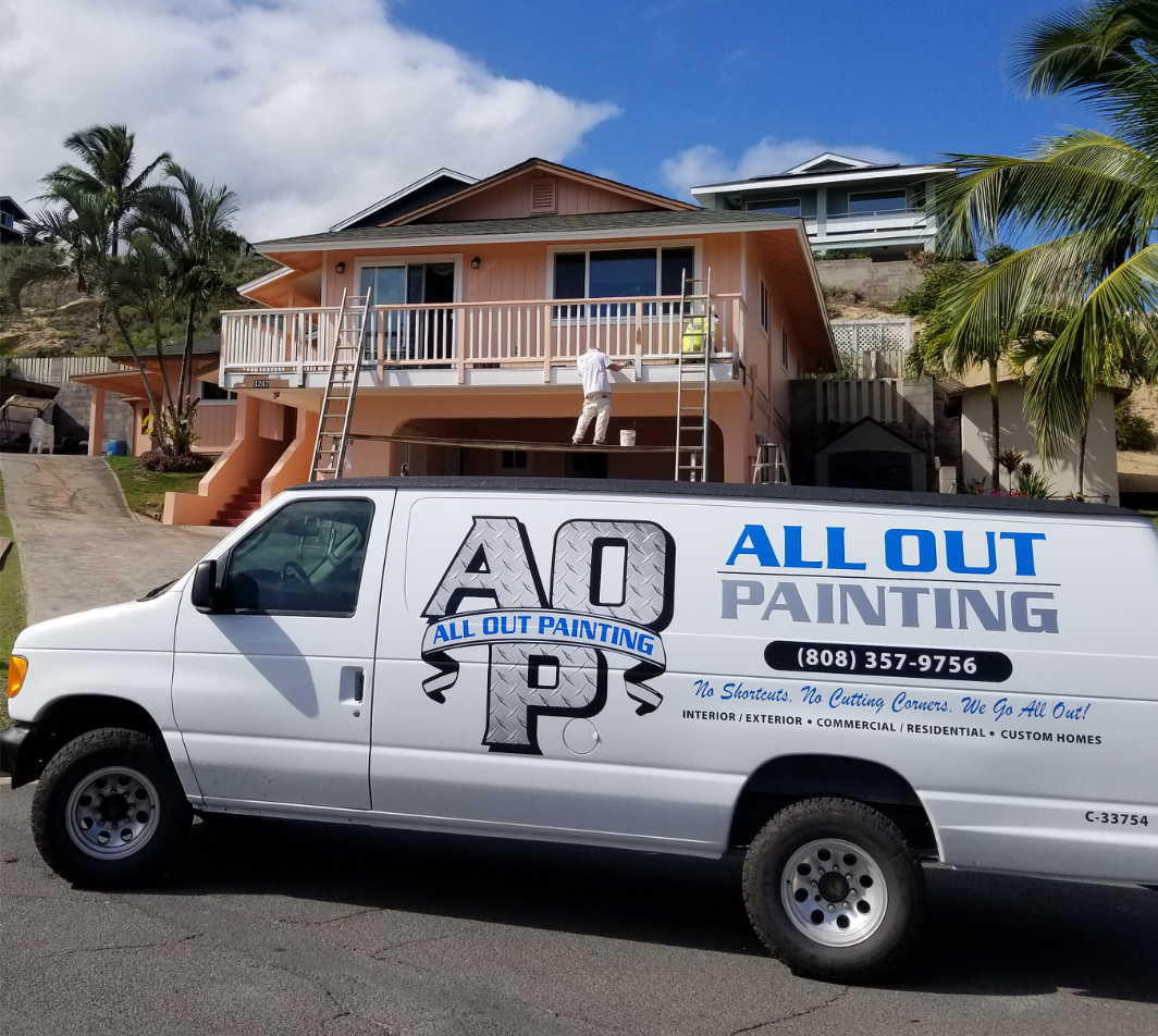 All Out Painting LLC