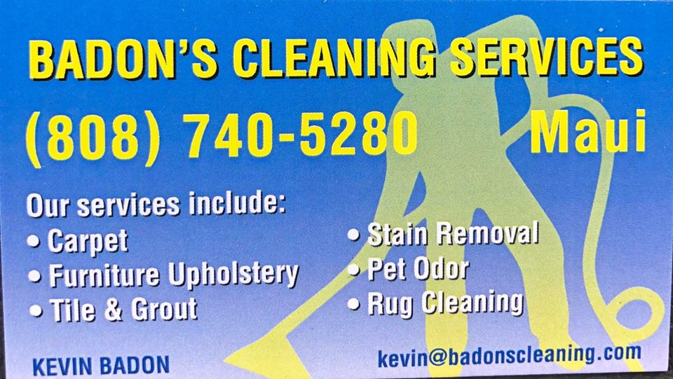 Badon's Cleaning Services