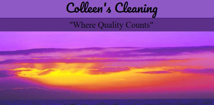 Colleen's Cleaning