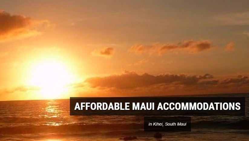 Maui Kihei Condo Rentals LLC