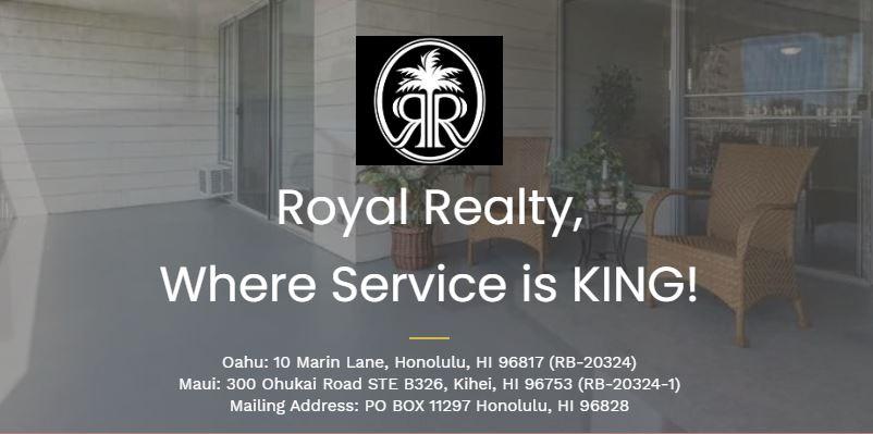 Royal Realty Oahu