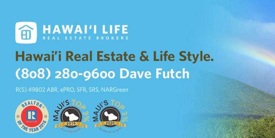 Maui Realtor Dave Futch