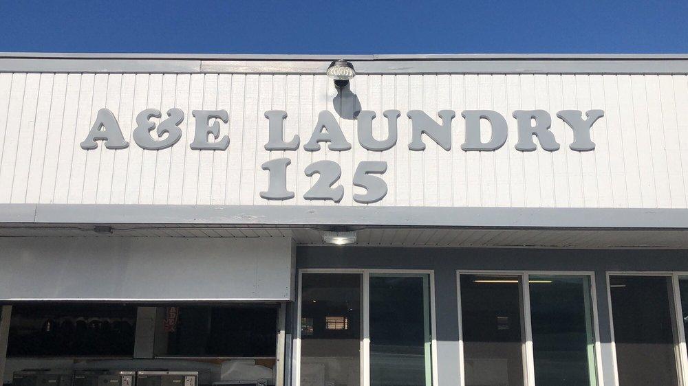 A & E Laundry