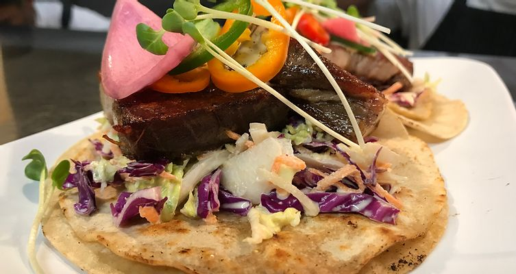 Fresh Island Cuisine | Private Chef Kurt Lesmerises