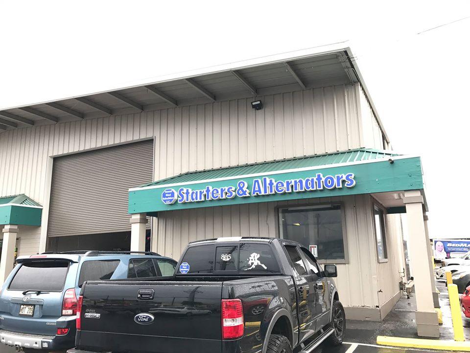 Hawaii Maui Rebuilders Starters & Alternators LLC.