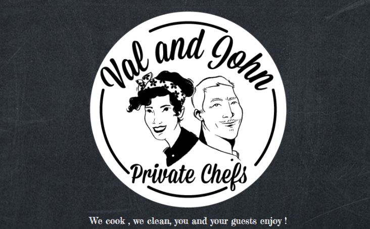 Val and John Private Chefs