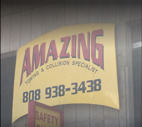 Amazing Towing and Collision Specialist