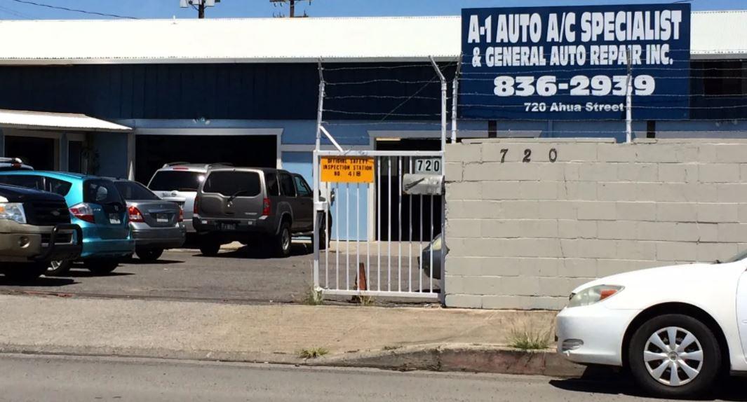 A-1 Auto A/C Specialist & General Auto Repair Inc