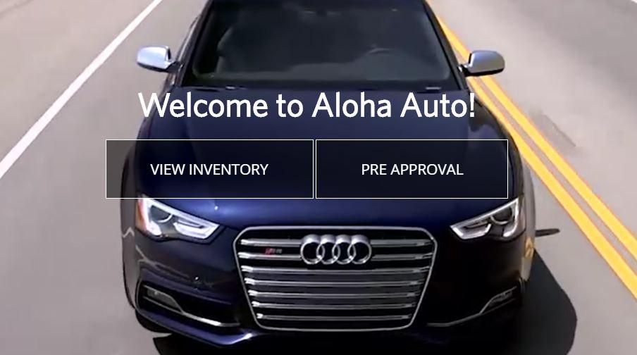 Aloha Auto Discount Rides