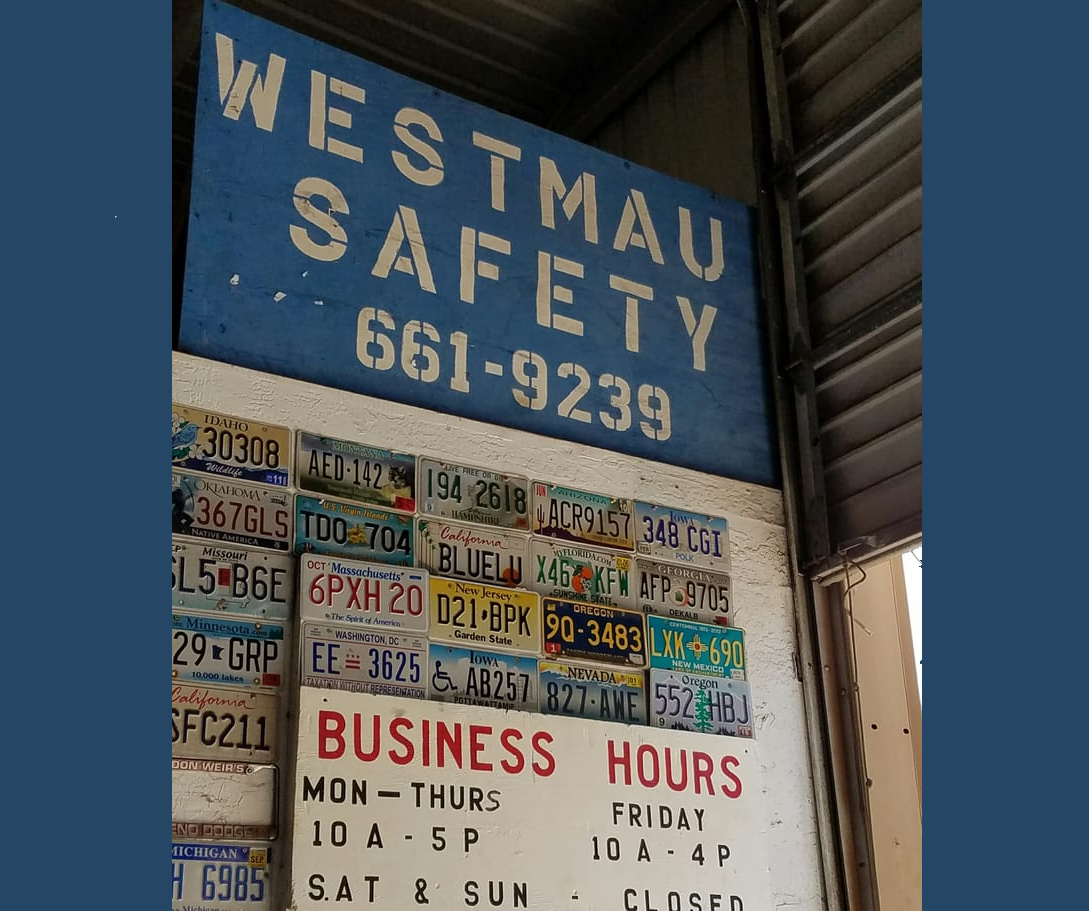 West Maui Safety Check