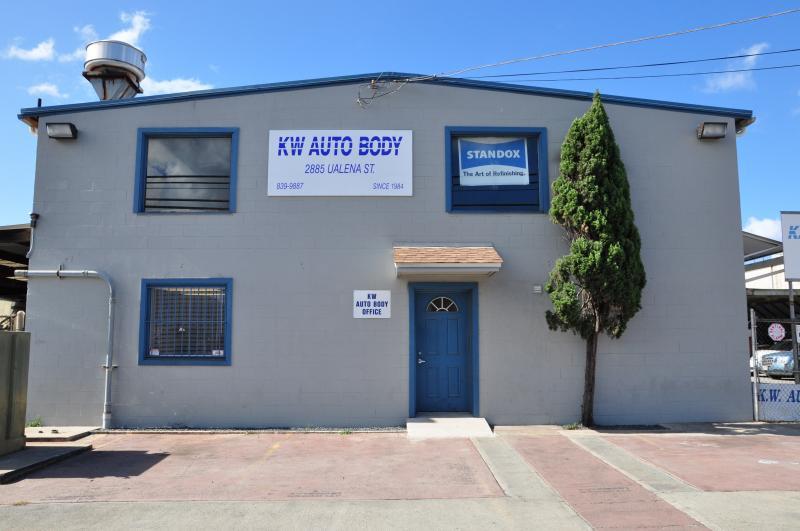 K.W. AUTO BODY LLC