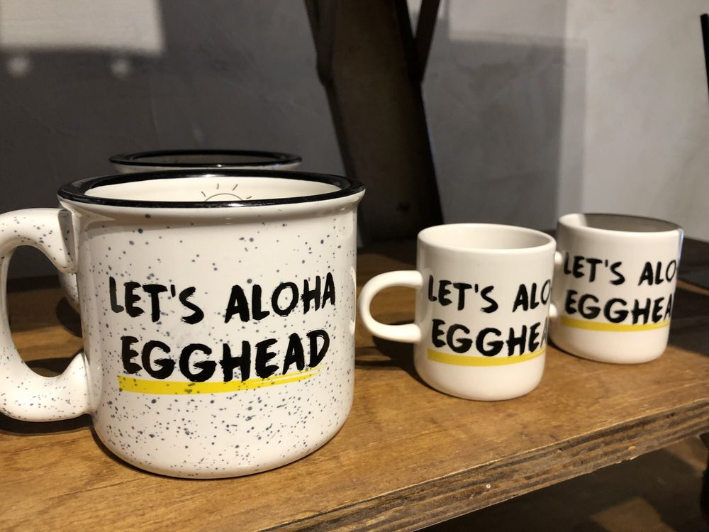 Egghead Cafe – Honolulu