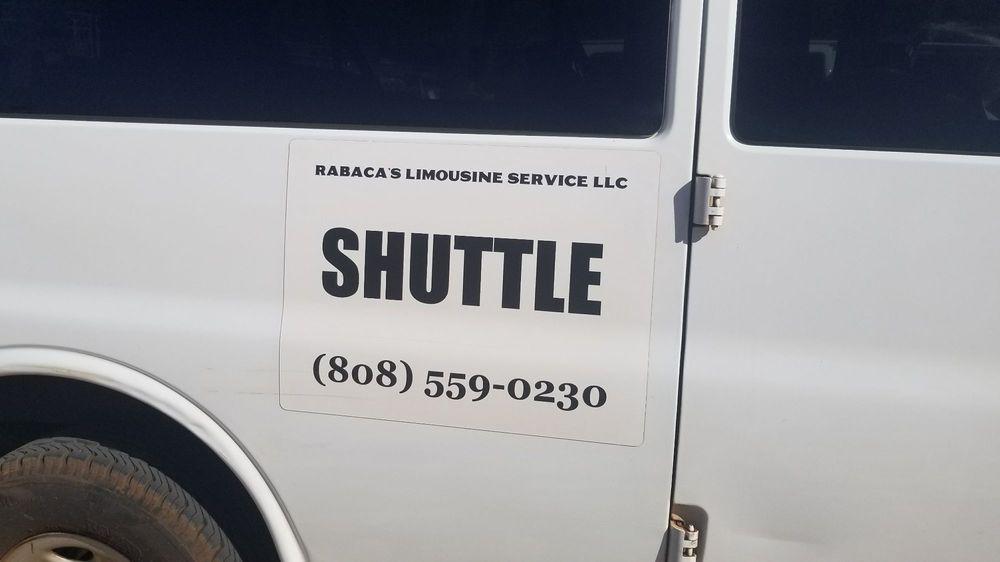 Rabaca's Limousine Service and Island Tours