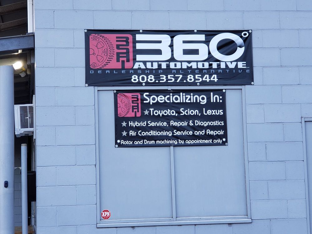 360 Automotive LLC