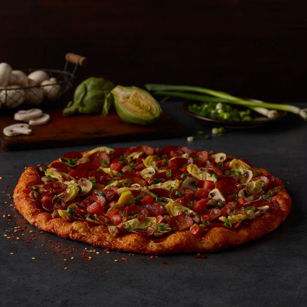 Round Table Pizza – Kihei