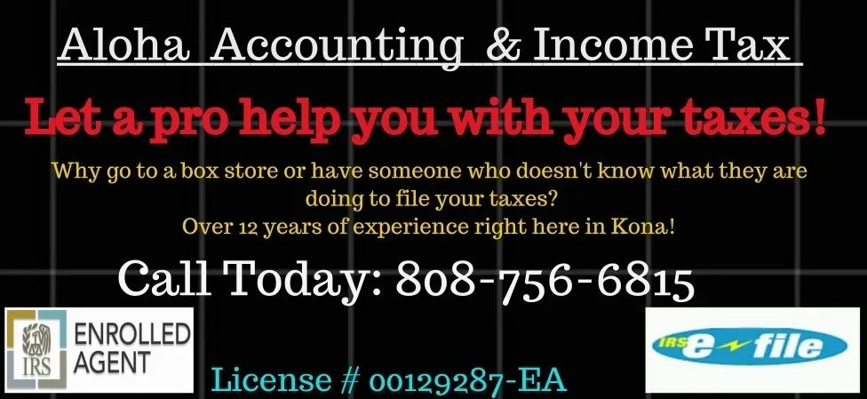 Aloha Accounting & Income Tax
