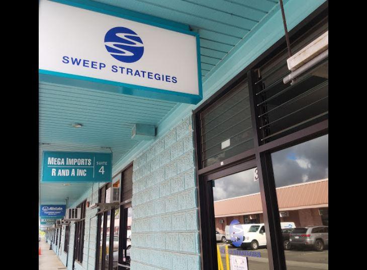 Sweep Strategies – Waipio