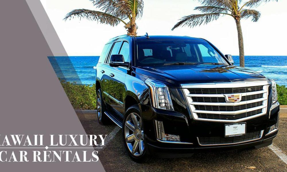 Hawaii Luxury Car Rentals