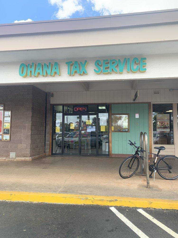 Ohana Tax Service, Inc.