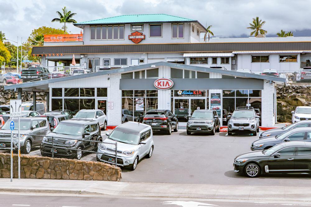 Aloha Kia – Kona