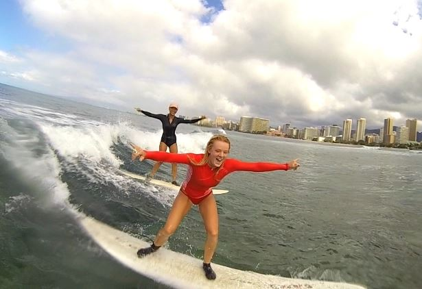 E Oahu Surf Tours