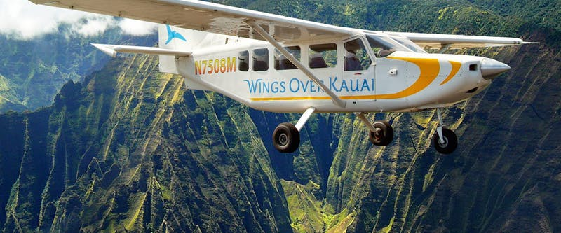 Wings Over Kauai