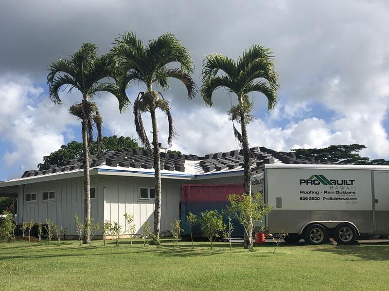 ProBuilt Hawaii Roofing & Rain Gutters