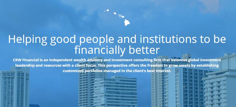 CKW Financial Group LLC