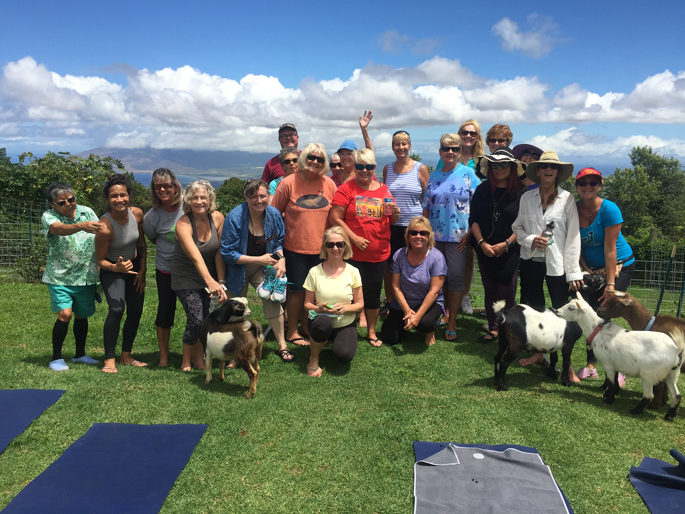 Maui Goat Yoga Inc