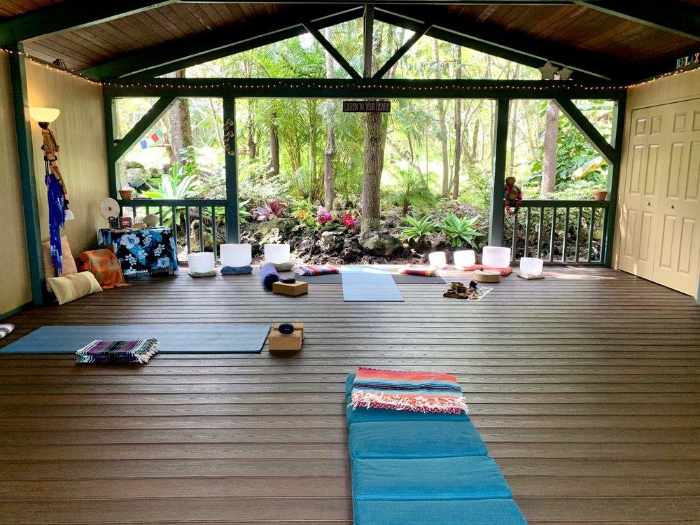 Hawaiian Healing Yoga