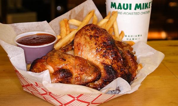 Maui Mike's Fire-Roasted Chicken – Kailua