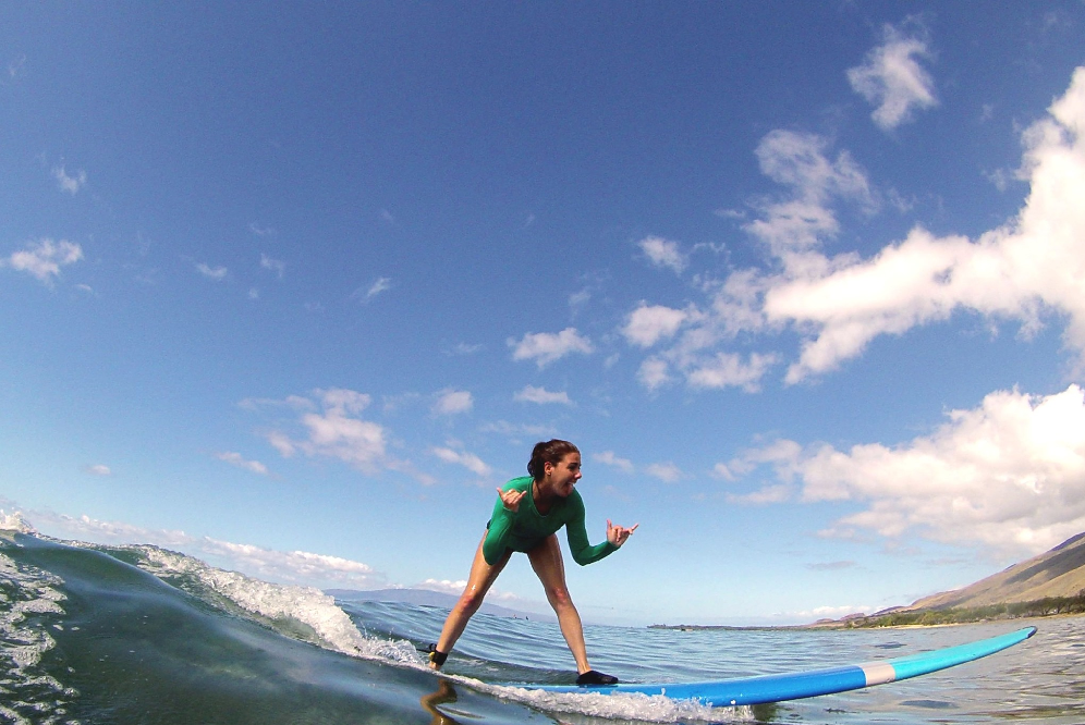 Maui Surf Lessons LLC