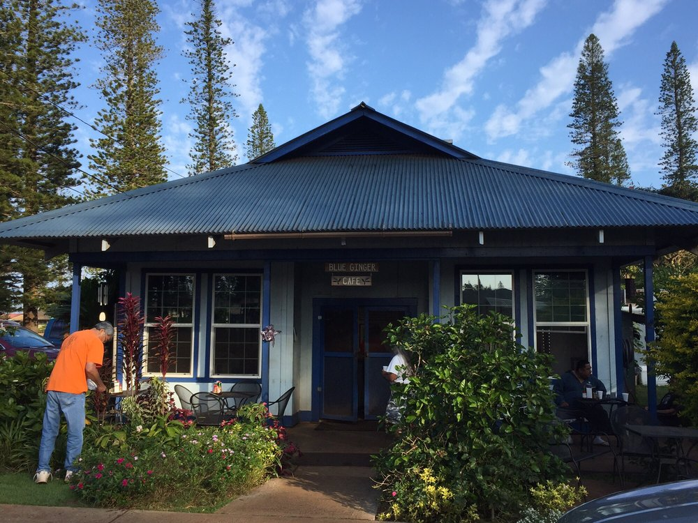 Blue Ginger Cafe