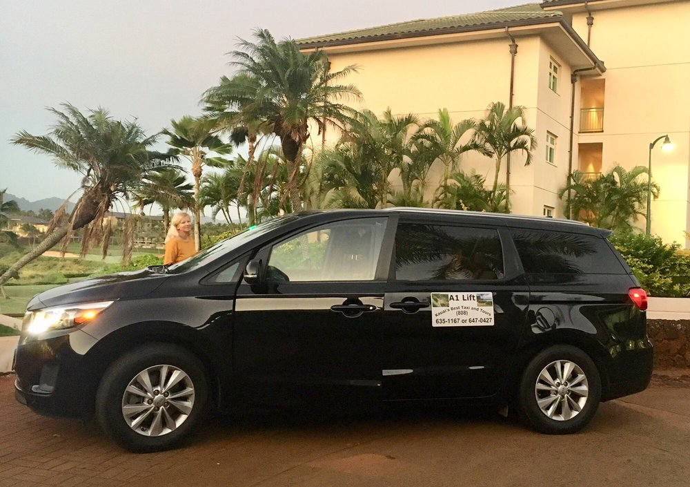 A1 Lift, Kauai taxi and island tours