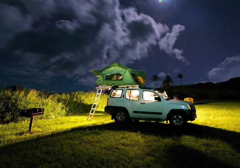 Camp Maui-X
