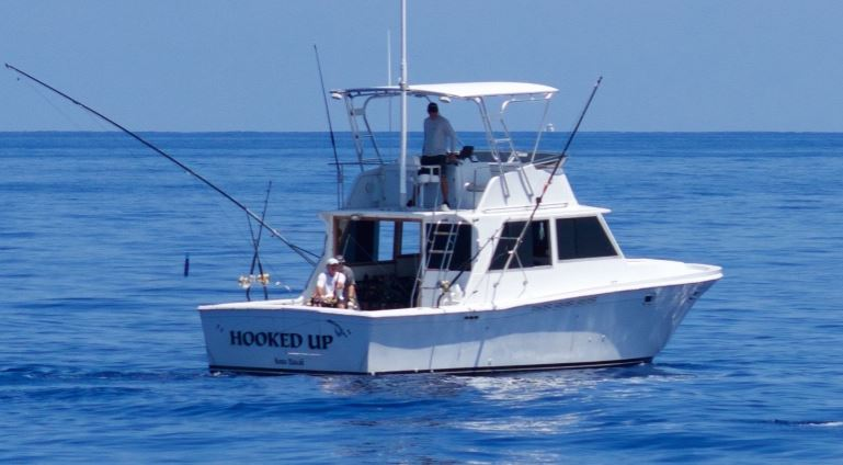Kona Hawaii Fishing Charter
