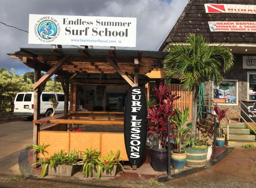 Endless Summer Surf School – Kauai